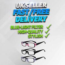 Best Fashionable Designer Blue Light Blocking Filter Computer Rectangle Glasses