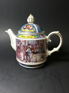 James Sadler Teapot, Oliver Twist Charles Dickens
