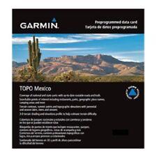 Garmin Topo - Mexico - microSd/Sd [010-C1099-00]