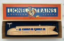 Lionel Trains Rail Zeppelin from Schylling Wind Up or O Gauge NEW Tin