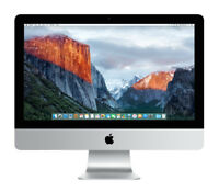 "Apple iMac A1311 21.5"" Intel Core i3 3.06GHz 4GB RAM 500GB HDD MC508LL/A REF#151"