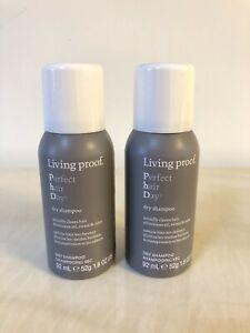 Living Proof Perfect hair Day (PhD) Dry Shampoo, 2 x 92 ml =184 ml Genuine