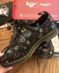 1461 Dr Martins Hello Kitty & Friends Size 10