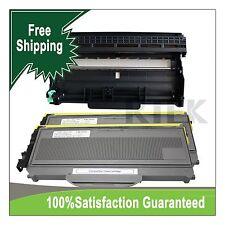 DR360 2Pk-TN360 Generic Drum & Toner Cartridge for MFC-7345N MFC-7440N MFC-7840W