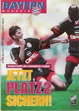 Bayern Magazin 14/49 , Bayern München - Karlsruher SC , 28.03.1998
