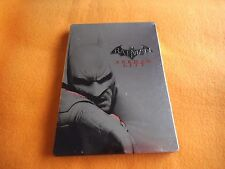 Batman Arkham City Steelcase Edition Microsoft Xbox 360