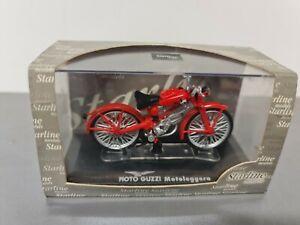 Moto Guzzi  Motoleggera.  Diecast. 1/24 Starline