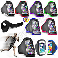 For Sony Xperia Phone Gym Running Jogging Armband Sports Exercise ArmBand Holder