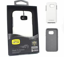 Genuine OTTERBOX SYMMETRY pour SAMSUNG GALAXY S7 SHOCKPROOF case cover-blanc