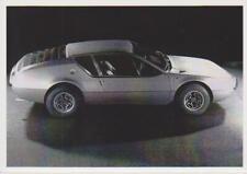 carte postale - RENAULT ALPINE A 310 de 1971 - Vue Côté - 10X15 CM