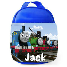 Personalised Boys Thomas The Tank School Lunch Bag Insulated Childrens Lunchbox