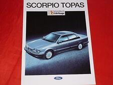 FORD Explorer Prospekt von 1994