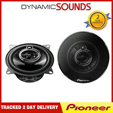 "PIONEER 4"" Inch 100mm 10cm 3-Way Coaxial Car Door Speakers, 210W"