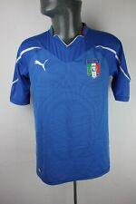 Italy 2010 2011 Puma Home *Rare Sample* Football shirt trikot L Large F841