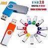Chiavetta USB 2.0 girevole da 32GB, 16GB, 2GB, chiavetta, pen drive, pen drive