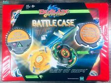 Beyblade G-Revolution Black Dranzer A27, Wolborg A11 & Battlecase First Edition