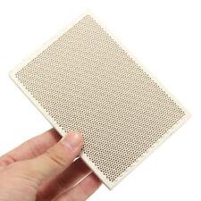 Bloque De Soldadura Soldadura de panal de cerámica Placa joyeros a prueba de calor Board L150