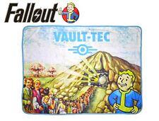 Official Bethesda Fallout Vault-Tec Super Snuggly Fleece Blanket Throw