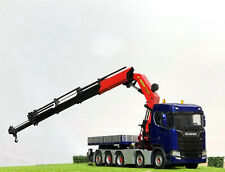 Scania 10x4 palfinger crane 1500.2+jib WSI truck models 04-2053