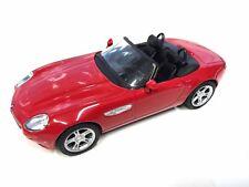Nine 1/43rd Scale Partworks D'Agostini Models - BMW/Lotus/Jaguar/Shelby/Dodge