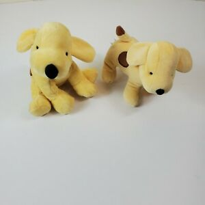 "Eric Hill Spot the Dog 6"" Plush Stuffed Animal Toy by Kids Preferred Lot set"