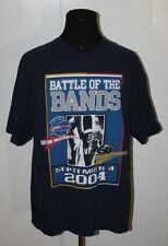 2004 Marching Bands Howard Bison Alabama State Hornets Tee Shirt 2XL
