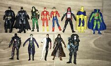 DC 3.75 Action Figure Lot