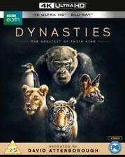 Dynasties (David Attenborough) New 4K Ultra HD Region B Blu-ray