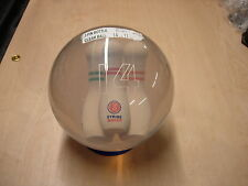 14# 11 oz Strike Maker Clear 3 PIN BOTTLE Bowling Ball  * New * Undrilled