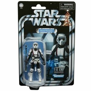 """STAR WARS THE VINTAGE COLLECTION GAMING GREATS SHOCK SCOUT TROOPER 3.75"""" FIGURE"""