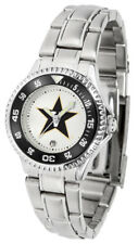 Vanderbilt University Vandy Ladies Stainless Steel Watch