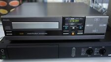 Philips CD104 CD-Player with CDM 1 metal lasermechanism & 2x TDA1540 DAC