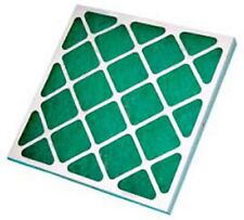 "Spray Booth Panel filter fibreglass  PANEL FILTER 24X24X2"" PACK OF 2"