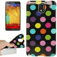 Housse de Protection TPU Étui en Silicone pour Téléphone Portable Samsung N9000