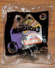 "MIP 2012 LE MADAGASCAR 3 #2 ""GLORIA"" McDONALD'S HAPPY MEAL PROMO TOY"