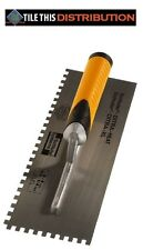 """SCHLUTER DITRA XL and DITRA HEAT TROWEL 1/4"""" x 1/4"""" Square Notch"""