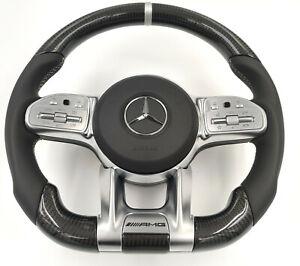 Mercedes Benz AMG Performance Lenkrad carbon veredelt C63 C63s E53 CLS53 G63