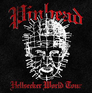 Rare Hellseeker Pinhead Limited Edition Giclee Print Signed