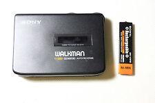 SONY walkman cassette player WM-EX70