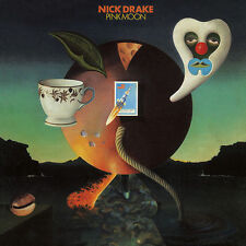 Nick Drake Pink Moon 180gm Vinyl LP Mp3 2014 Gatefold Sleeve &