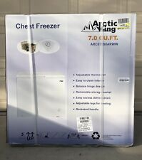 Artic King 7.0 cu ft Chest Freezer NEW IN BOX