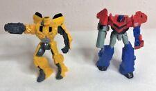 Hasbro Transformers McDonalds Toys Optimus Prime Bumblebee 2010 2016