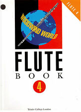 FLUTE BOOK 4, Trinity College, Woodwind World, New Book