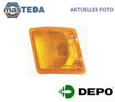 Depo Left Front Flashing Light Flashing Lamp 441-1502L-A I New Oe Quality