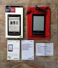 Sony PRS-T1 2GB, Wi-Fi, 6in - Black