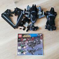 LEGO - Super Heroes - X2 SETS; KRYPRONITE INTERCEPTION - 76045, 76046