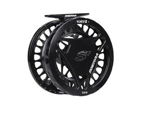 Scierra Traxion 2 / Black / Fly fishing reel / Mulinello per pesca a mosca