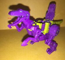 TRANSFORMERS Dinobot CINDERSAUR figure DECEPTICON toy power of primes Raptor