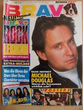 BRAVO 24 - 4.6. 1992 (2) Michael Douglas Kris Kross Wrestling Osmond Boys Lukas