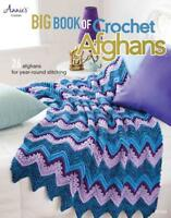 BIG BOOK OF CROCHET AFGHANS - ANNIE'S ATTIC (COR) - NEW PAPERBACK BOOK